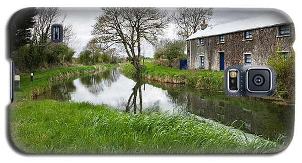 Grand Canal At Miltown Galaxy S5 Case by Ian Middleton