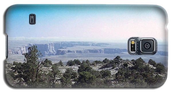 Galaxy S5 Case featuring the photograph Grand Canyon 1972 by John Mathews