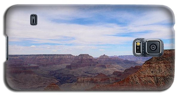 Grand Canyon And Skies Galaxy S5 Case