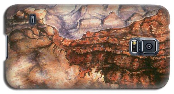 Grand Canyon Arizona - Landscape Art Painting Galaxy S5 Case