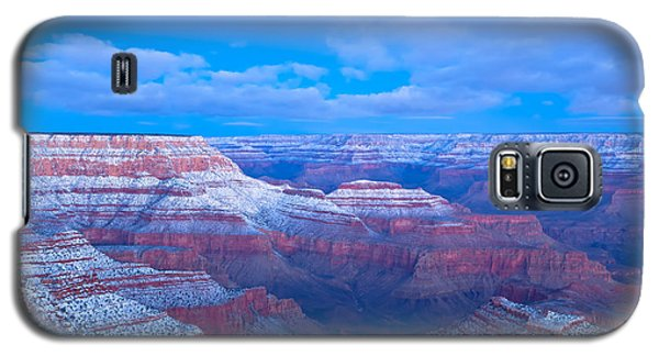Galaxy S5 Case featuring the photograph Grand Canyon At Dawn by Jonathan Nguyen