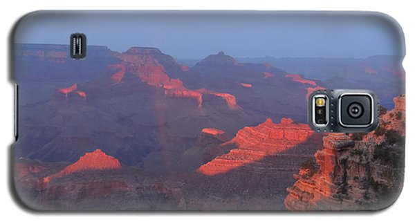Grand Canyon At Sunset Galaxy S5 Case by Jayne Wilson