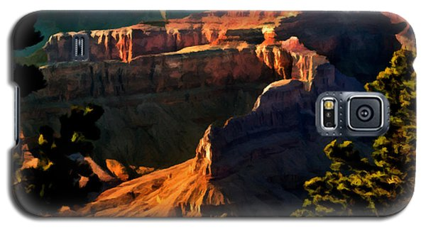 Grand Canyon At Sunset Galaxy S5 Case