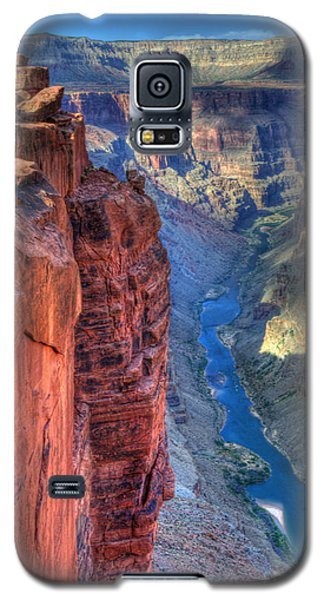 Grand Canyon Awe Inspiring Galaxy S5 Case by Bob Christopher