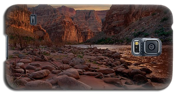 Grand Canyon Bottom Galaxy S5 Case