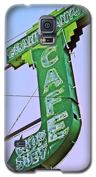 Grand Canyon Cafe Galaxy S5 Case
