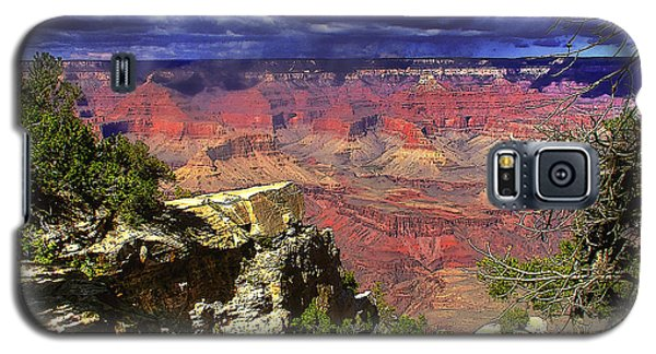 Galaxy S5 Case featuring the photograph Grand Canyon by Craig T Burgwardt
