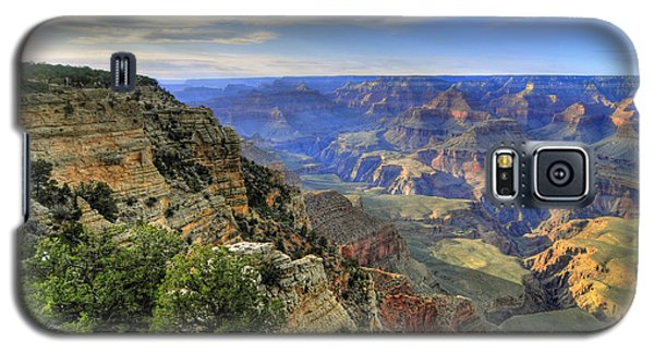 Galaxy S5 Case featuring the photograph Grand Canyon by Dan Myers