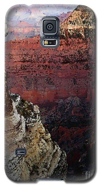 Grand Canyon I - Spring 2014 Galaxy S5 Case