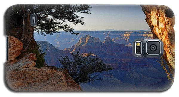 Grand Canyon National Park At Angels Point Trail Galaxy S5 Case