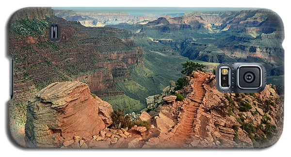 Grand Canyon National Park South Kaibab Trail Galaxy S5 Case