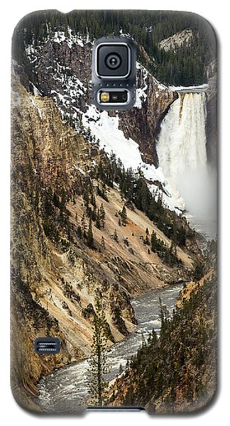 Grand Canyon Of The Yellowstone Galaxy S5 Case