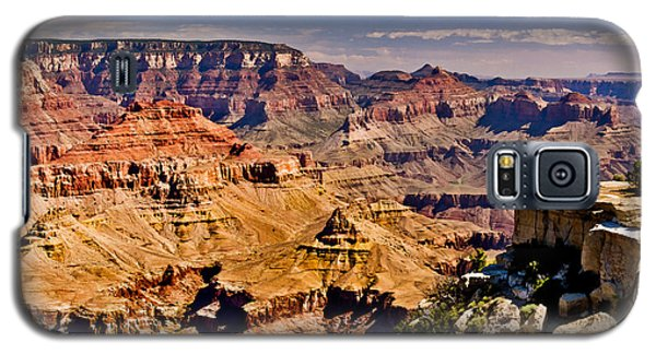 Grand Canyon Painting Galaxy S5 Case