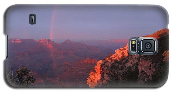 Grand Canyon Rainbow Galaxy S5 Case by Jayne Wilson