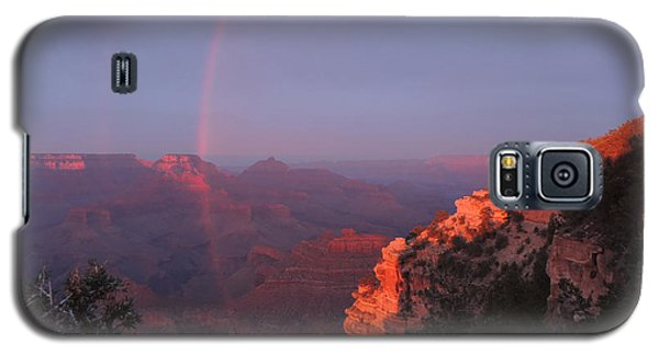 Grand Canyon Rainbow Galaxy S5 Case
