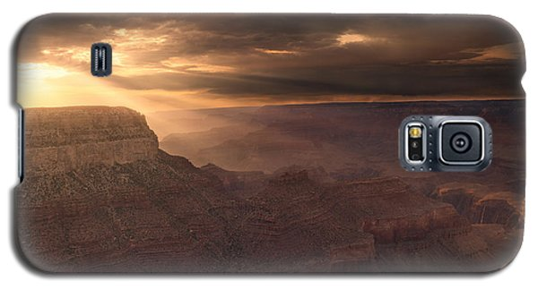 Grand Canyon Red Sunset Galaxy S5 Case