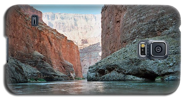 Galaxy S5 Case featuring the photograph Grand Canyon Sky by Tony Mathews