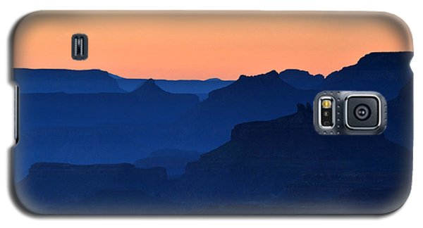 Grand Canyon South Rim Navajo Point Sunset  Galaxy S5 Case