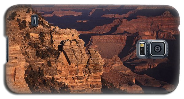Galaxy S5 Case featuring the photograph Grand Canyon Sunrise by Liz Leyden