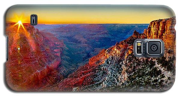 Grand Canyon Sunset Galaxy S5 Case