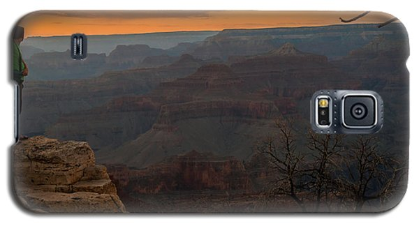 Grand Canyon Sunset Wim Galaxy S5 Case