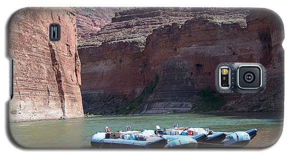 Galaxy S5 Case featuring the photograph Grand Canyon by Tony Mathews
