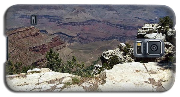 Grand Canyon View 2 Galaxy S5 Case by Philomena Zito