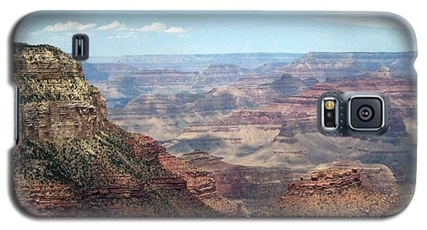 Galaxy S5 Case featuring the photograph Grand Canyon View 3 by Philomena Zito