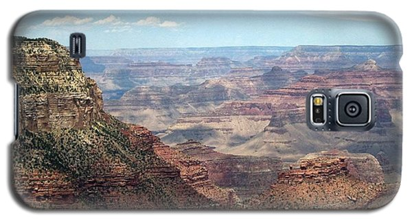 Grand Canyon View 3 Galaxy S5 Case by Philomena Zito