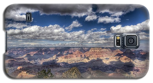 Grand Canyon Galaxy S5 Case by Wanda Krack