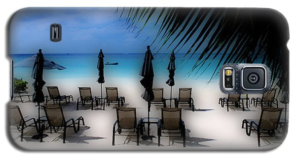 Grand Cayman Dreamscape Galaxy S5 Case