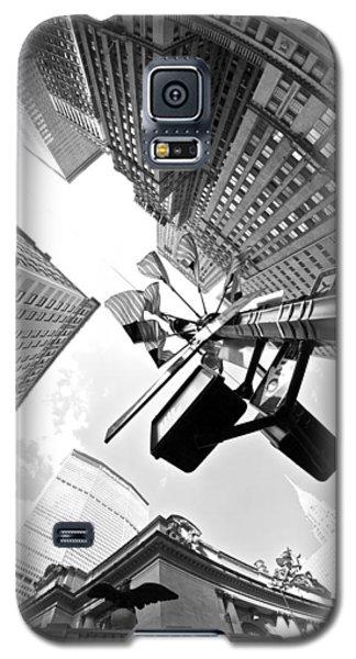 Grand Central America Galaxy S5 Case