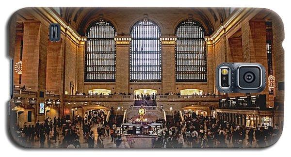 Grand Central Galaxy S5 Case by Andrew Paranavitana