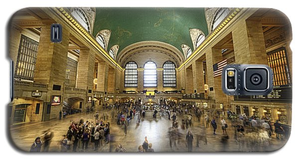Grand Central Rush Galaxy S5 Case