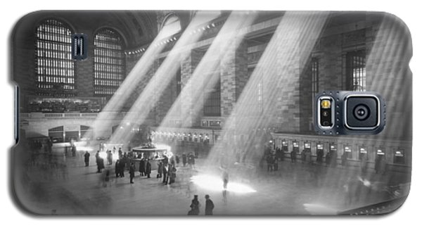 Grand Central Station Sunbeams Galaxy S5 Case
