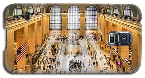 Grand Central Terminal Birds Eye View I Galaxy S5 Case