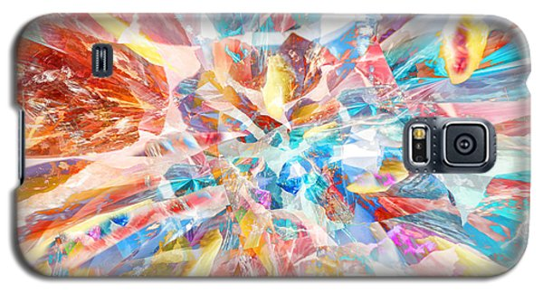 Galaxy S5 Case featuring the digital art Grand Entrance by Margie Chapman