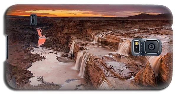 Grand Falls Galaxy S5 Case