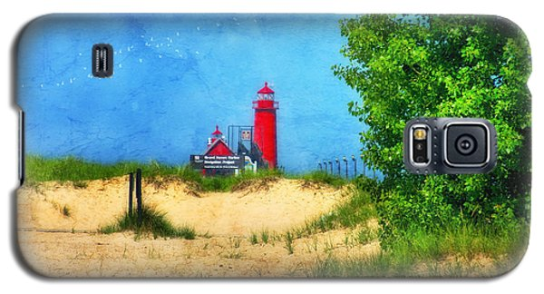 Grand Haven Lighthouse Galaxy S5 Case