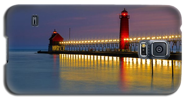Grand Haven South Pier Lighthouse Galaxy S5 Case
