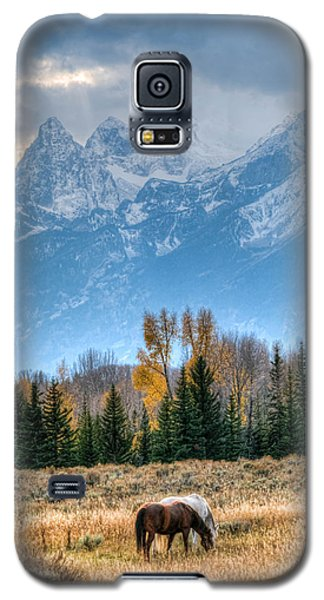Grand Landscape  Galaxy S5 Case by Kelly Marquardt