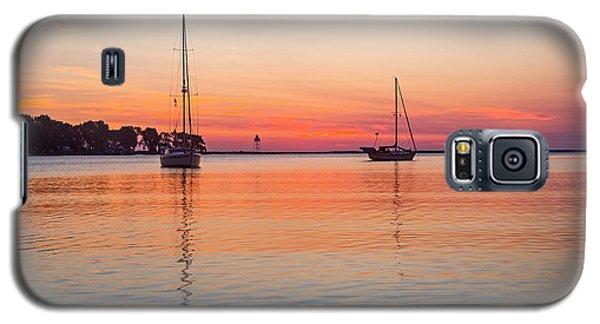 Grand Marais Sunrise Galaxy S5 Case