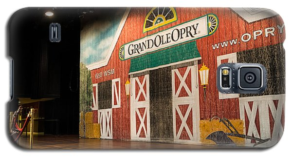 Ryman Grand Ole Opry Galaxy S5 Case