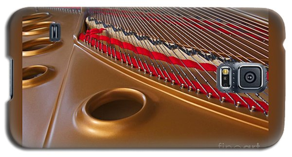 Grand Piano Galaxy S5 Case by Ann Horn