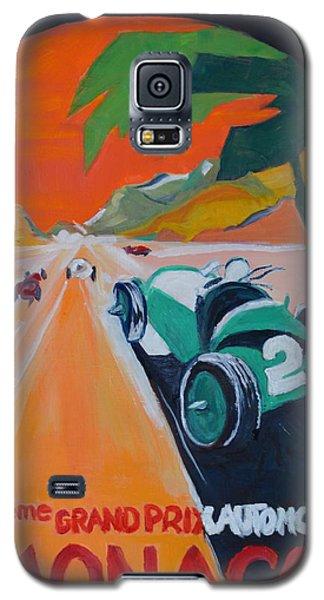 Grand Prix Galaxy S5 Case by Julie Todd-Cundiff