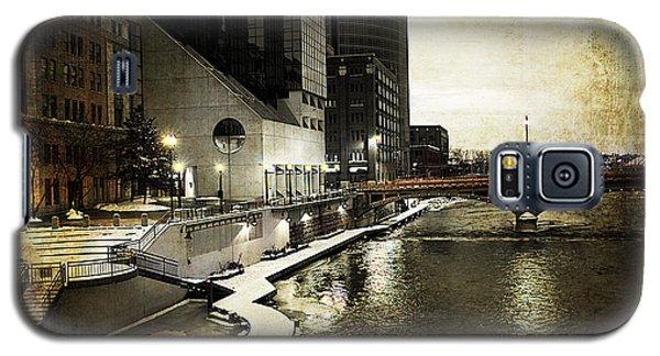 Grand Rapids Grand River Galaxy S5 Case