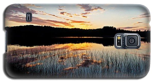 Grand Sable Lake Sunset Galaxy S5 Case