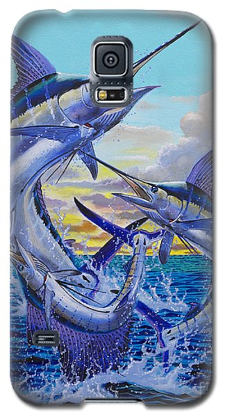 Grand Slam Off0016 Galaxy S5 Case by Carey Chen
