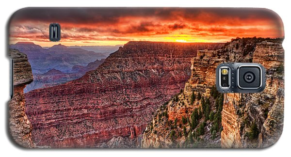 Grand Sunrise Galaxy S5 Case