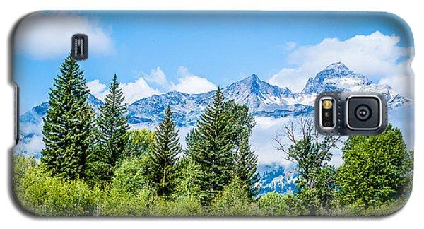 Grand Teton Lan 627 Galaxy S5 Case